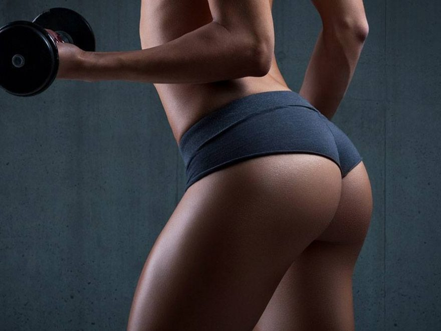 workouts for buttocks bigger