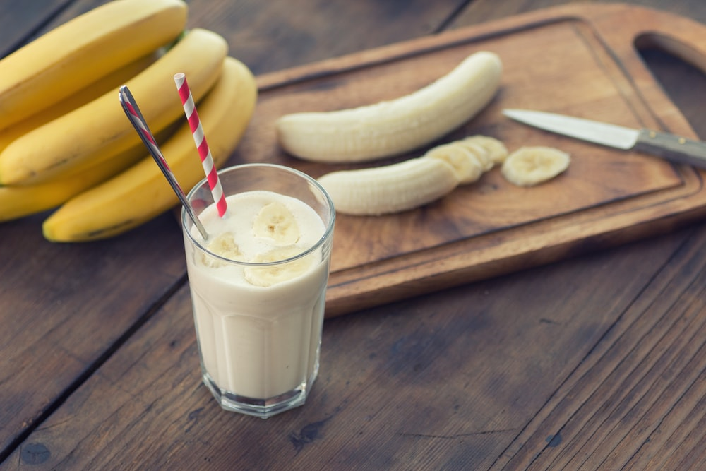 homemade protein shakes for weight gain without protein powder