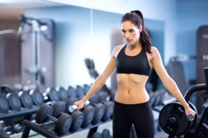 how to build lean muscle female