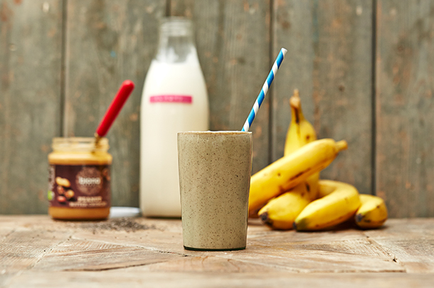 homemade protein shakes to gain weight