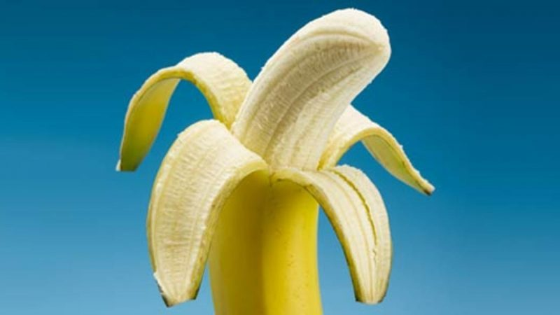 how many calories in a banana.