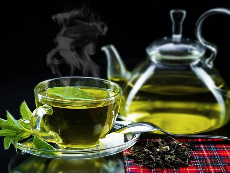 Green tea to loss weight