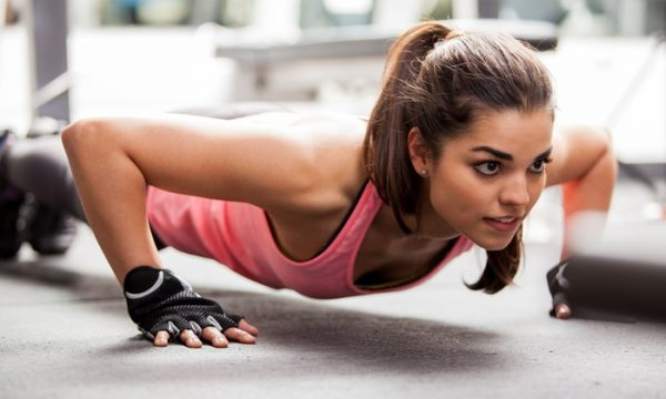 weight gain exercise for female