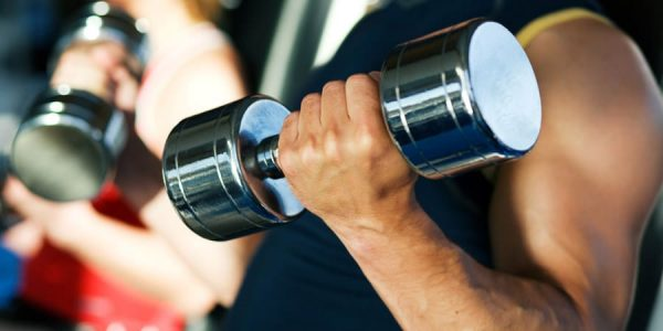dumbbell exercises beginners
