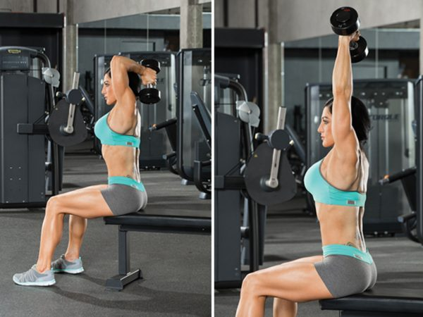 dumbbell exercises for upper body