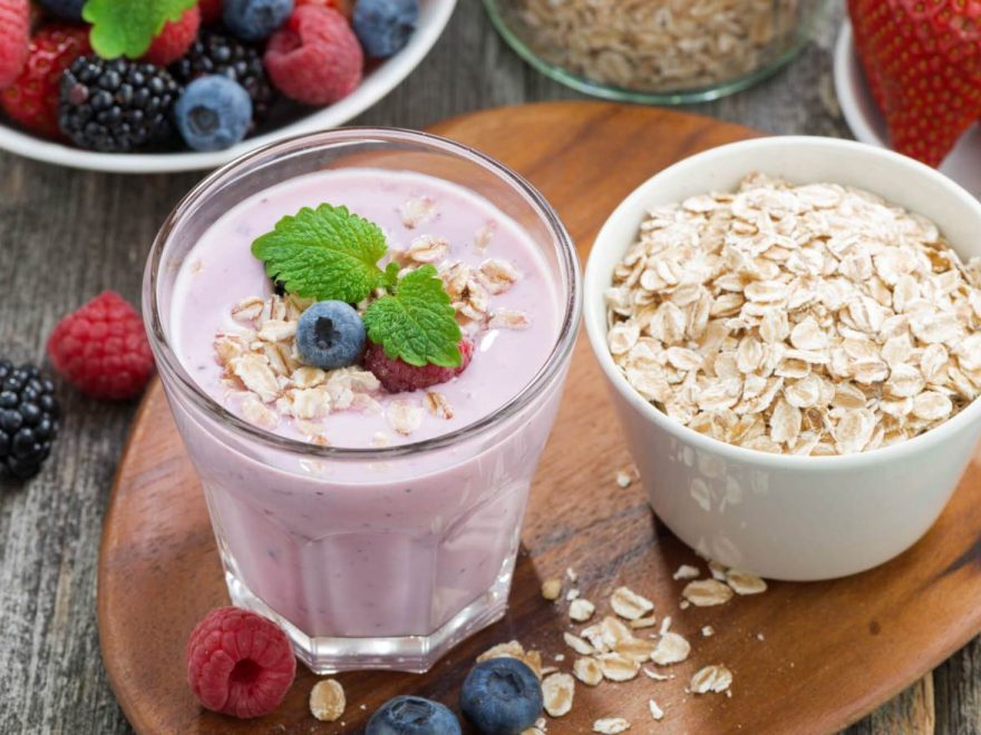 Homemade protein shakes to gain weight without protein powder | Article on Fitness