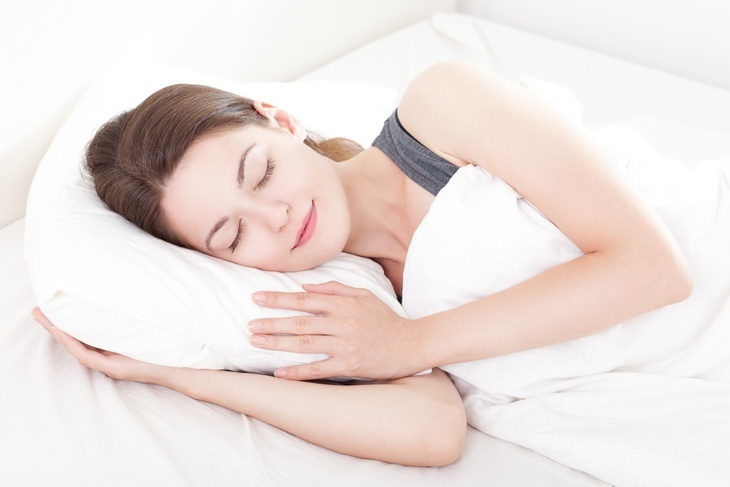 how to lose weight when you sleep