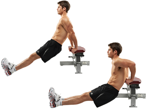HIIT workout for upper body