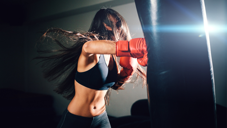 benefits of boxing workout