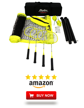 best badminton racket for beginners
