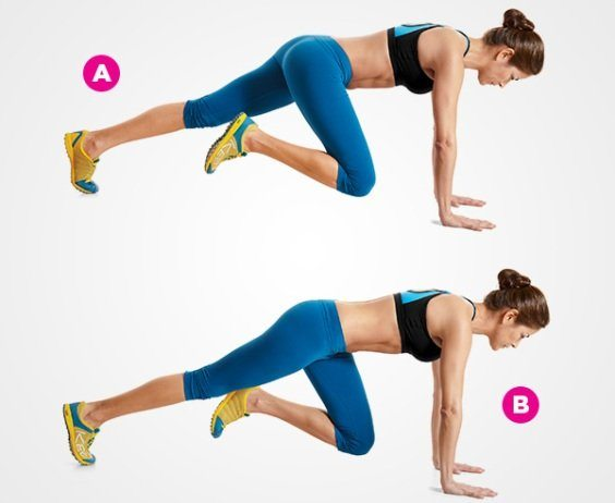 killer lower ab workout