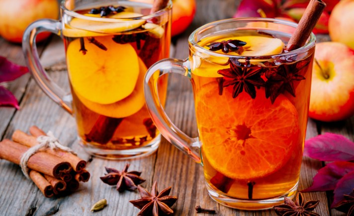 Cinnamon tea to lose weight