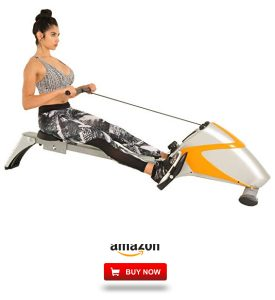 Conquer Magnetic Resistance Home Rowing Machine Rower