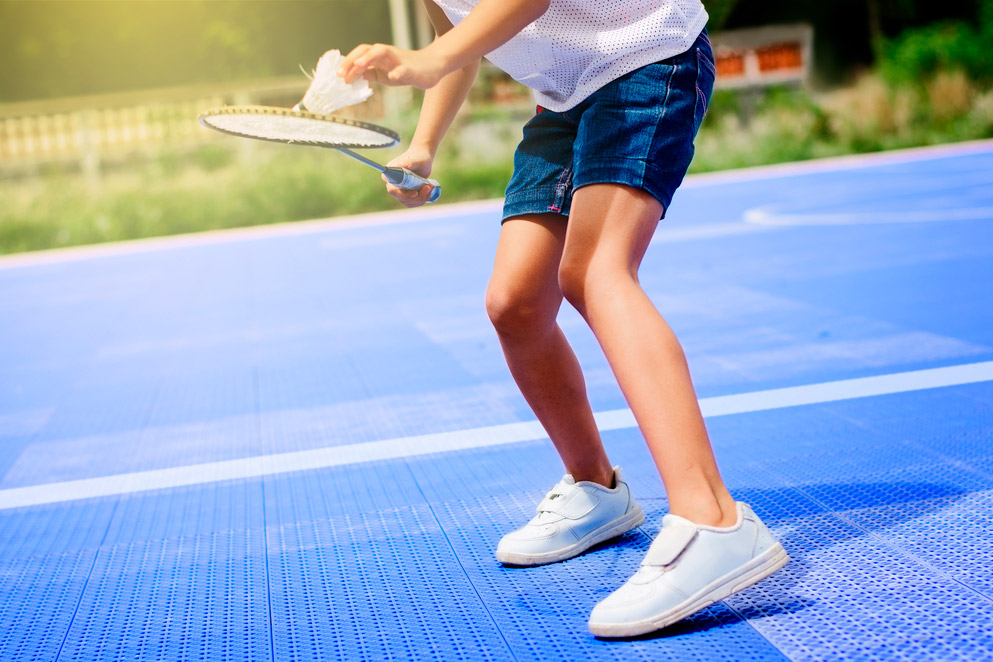 What is the rules of badminton
