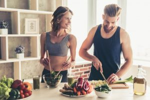gain weight and muscle diet