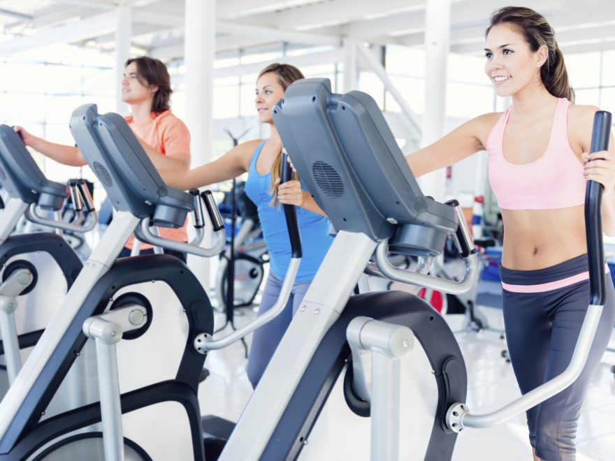 beginners weight loss workout using gym machines