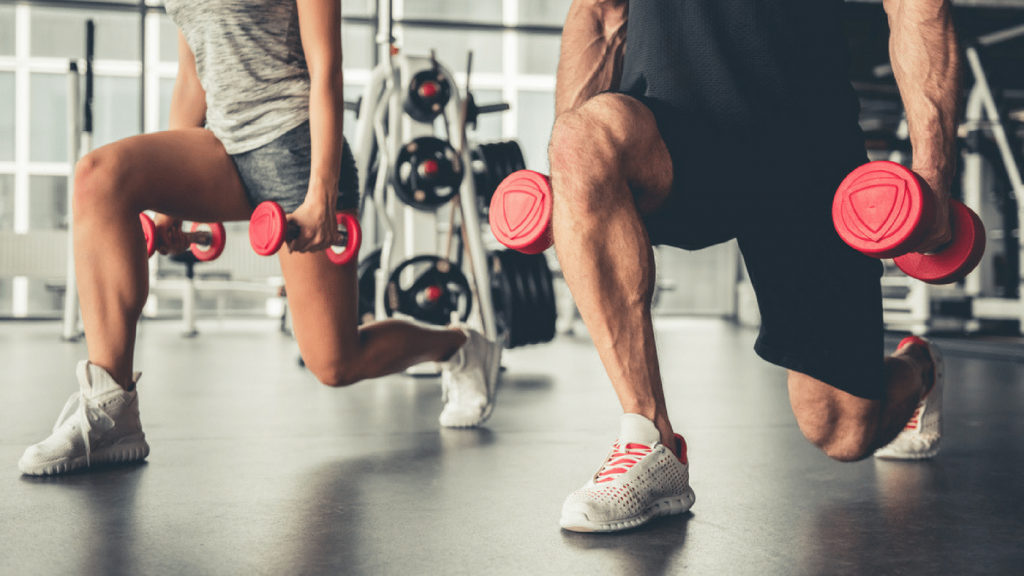 exercises to strengthen the legs
