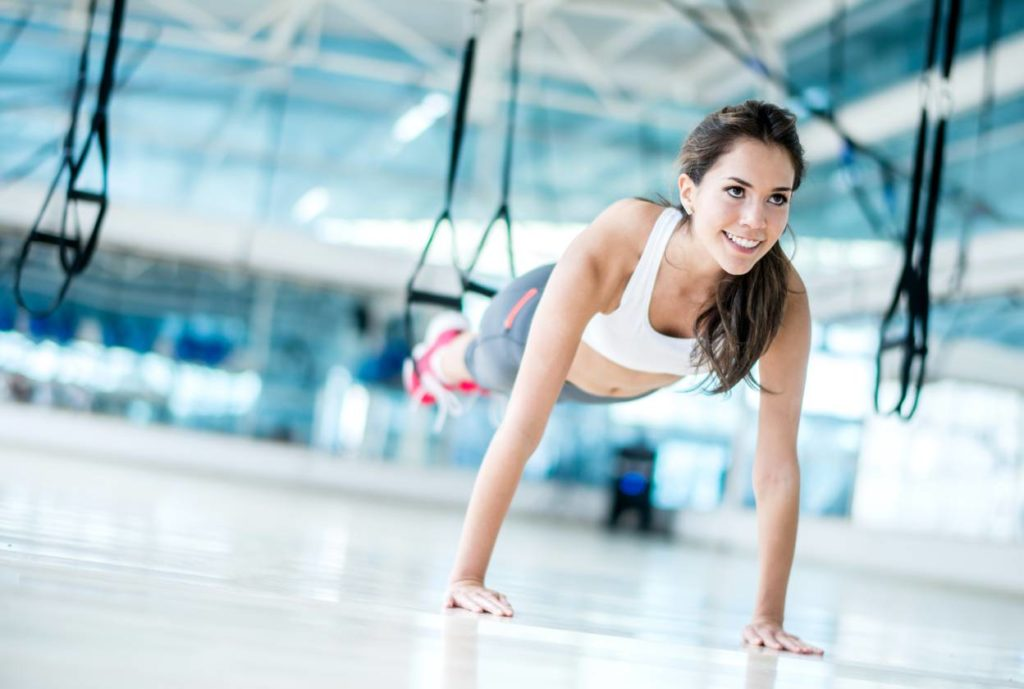 trx workout beginner